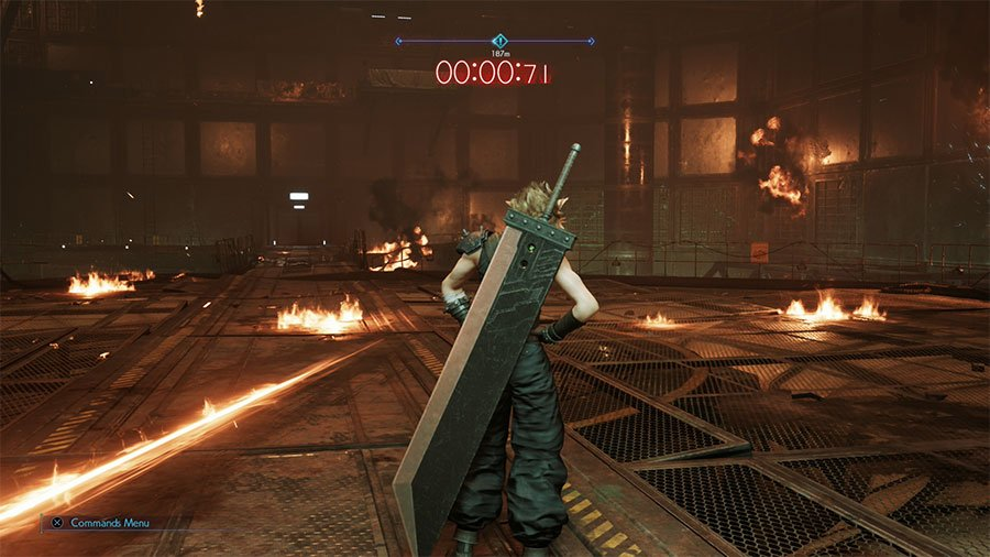 What Happens If The Timer Reaches 0 In In Final Fantasy 7 Remake