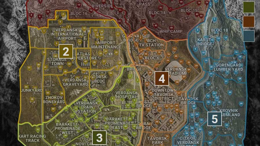 Where To Find All Helicopter Spawns In Call Of Duty Warzone