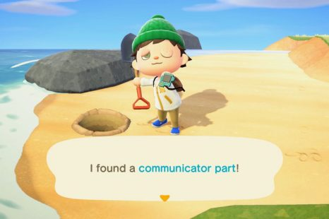 Where To Find The Communicator Parts In Animal Crossing New Horizons