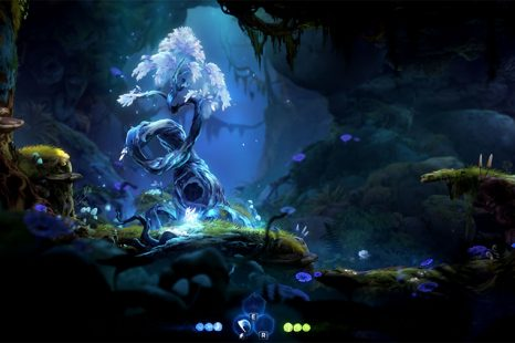 Where To Learn Double Jump In Ori And The Will Of The Wisps