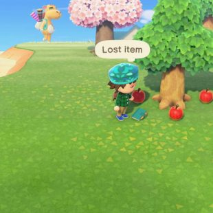 Where To Turn In Lost Items In Animal Crossing New Horizons