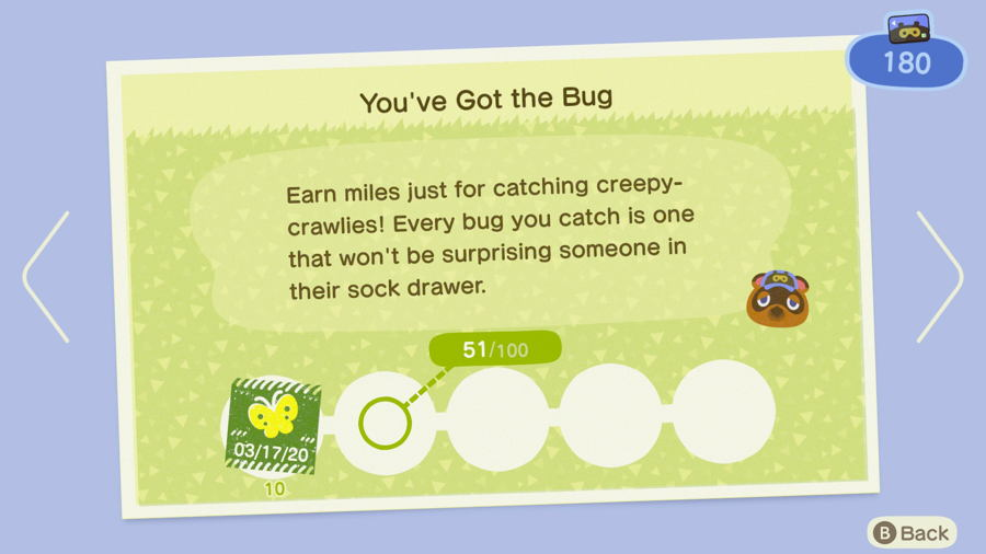 Youve Got The bug Animal Crossing New Horizons
