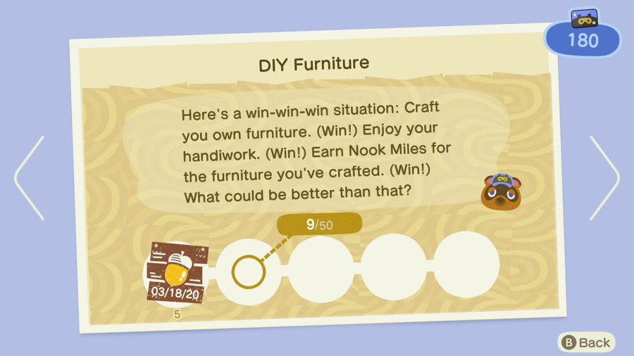 diy furniture Animal Crossing New Horizons