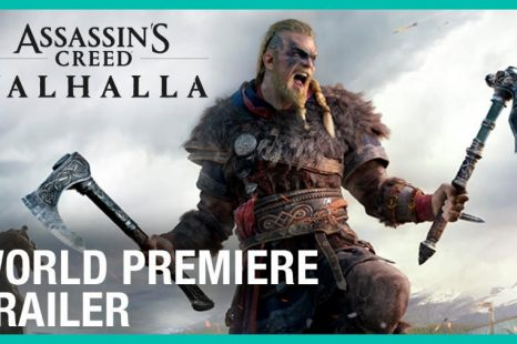 Assassin's Creed Valhalla Announced
