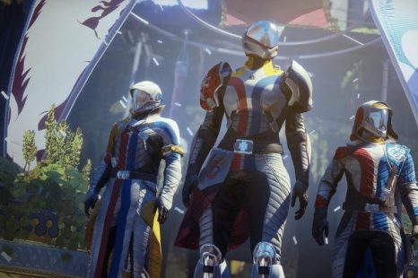 Destiny 2 Seasonal Event The Guardian Games Now Live