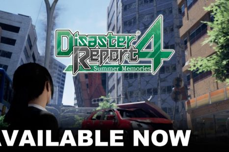 Disaster Report 4: Summer Memories Now Available
