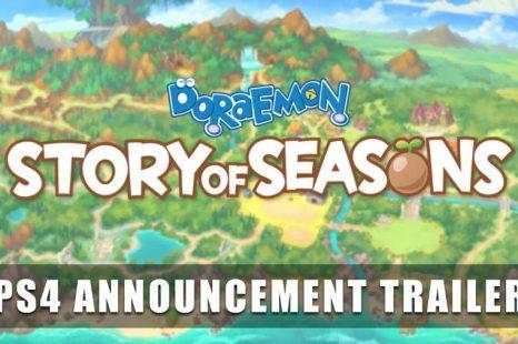 Doraemon Story of Seasons arrive sur PlayStation 4 le 4 septembre