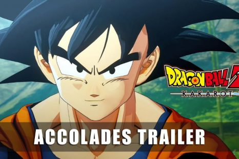 Dragon Ball Z: Kakarot Gets Accolades Trailer