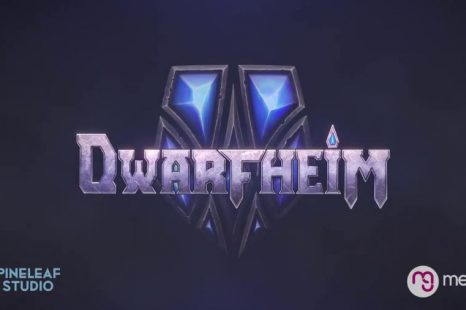 Co-Op RTS DwarfHeim Announced