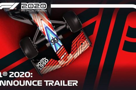 F1 2020 Coming This July