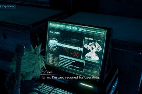 Final Fantasy 7 Remake Sector 5 Reactor Keycard Location Guide