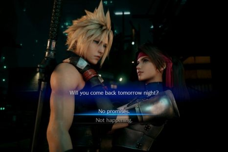 Final Fantasy 7 Remake Choose No Promises Or Not Happening