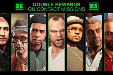 Double and Triple Rewards and Payouts This Week in GTA Online
