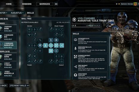 Gears Tactics Class Guide – How To Unlock More Classes
