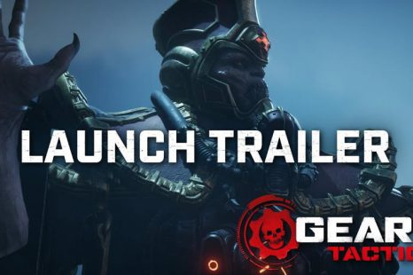 Gears Tactics Gets Launch Trailer