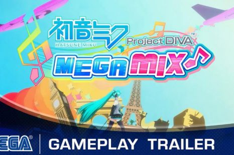 Hatsune Miku: Project DIVA Mega Mix Coming May 15
