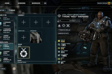 How To Change Name In Gears Tactics