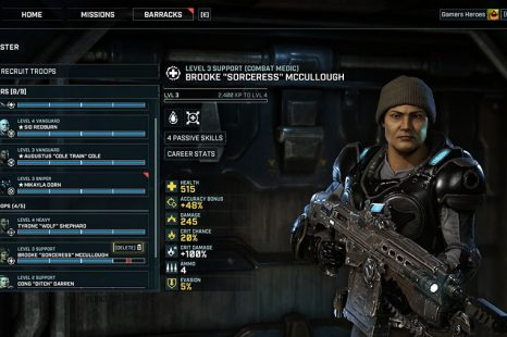 How To Fire Soldiers In Gears Tactics