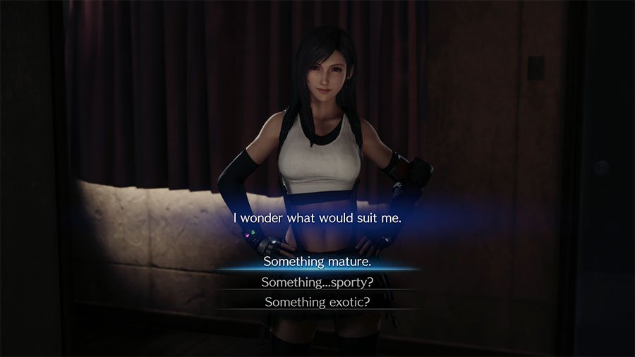 How To Get All Three Tifa Dresses In Final Fantasy 7 Remake