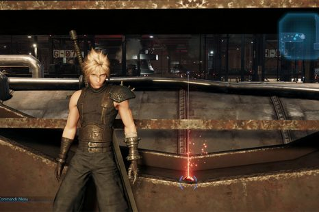 How To Get The Materia In The Fan In Final Fantasy 7 Remake