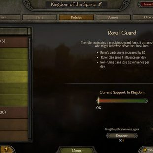 How To Increase Party Size Even Further In Mount & Blade II Bannerlord