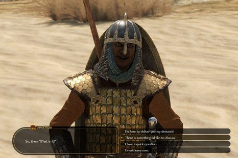 How To Make Peace In Mount & Blade II Bannerlord