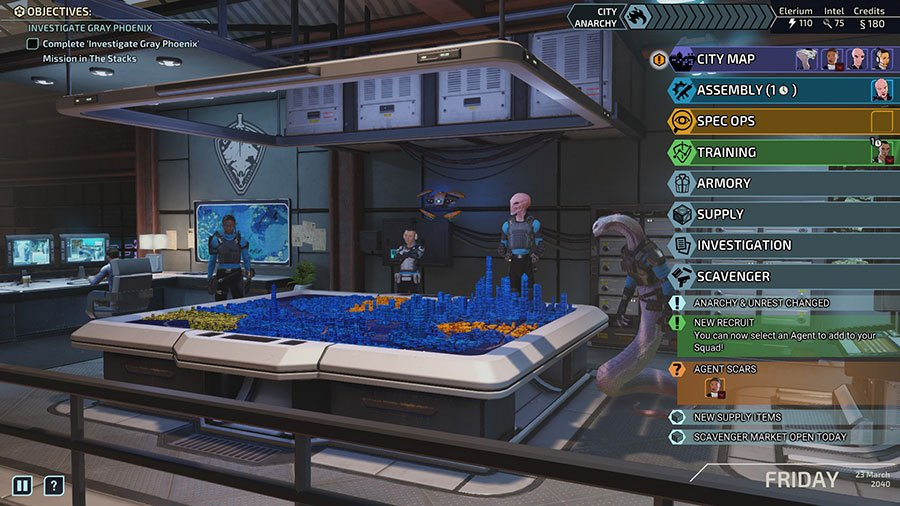How To Recruit More Agents In XCOM Chimera Squad