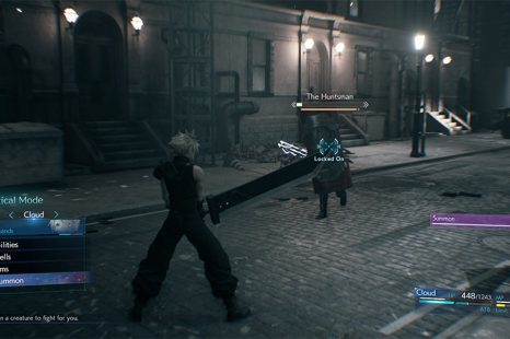 How To Use Summons In Final Fantasy 7 Remake