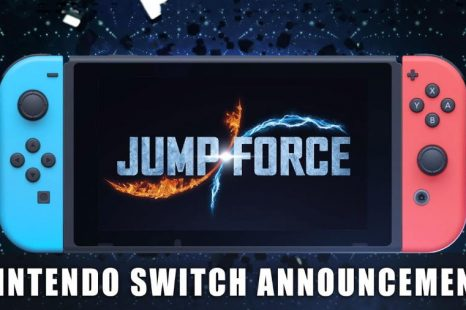 Jump Force Deluxe Edition Coming to Nintendo Switch