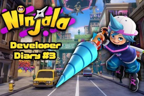Ninjala Gets New Developer Diary