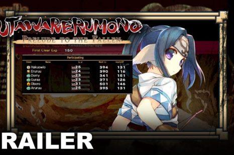 Utawarerumono: Prelude to the Fallen Gets New Gameplay Trailer