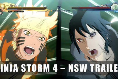 Naruto Shippuden: Ultimate Ninja Storm 4 Road to Boruto obtient une bande-annonce de lancement