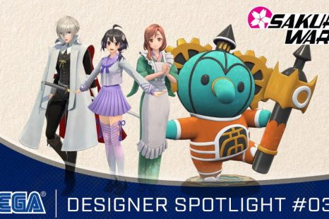 Sakura Wars Gets Designer Spotlight Segment