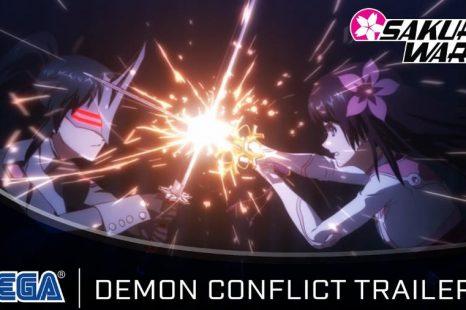 Sakura Wars Gets Demon Conflict Trailer