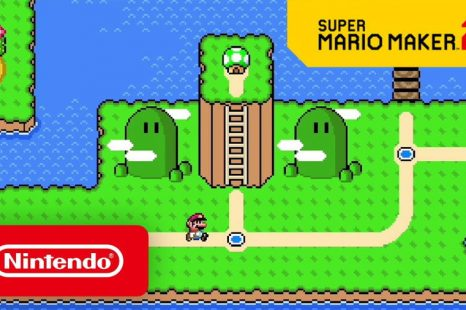 World Maker Mode Coming to Super Mario Maker 2