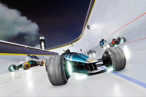 Trackmania Gets New Gameplay Trailer