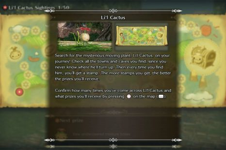 Trials Of Mana Li'l Cactus Locations Guide