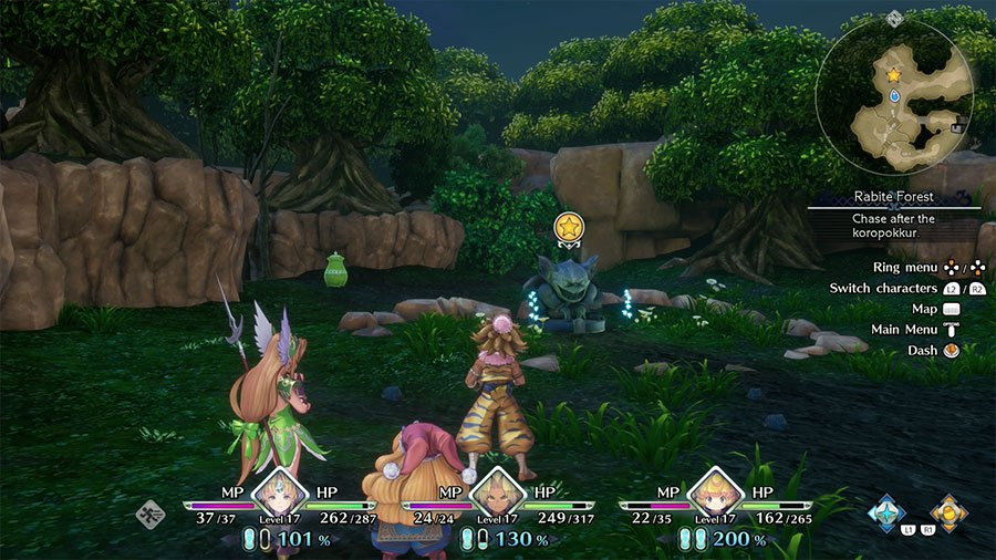 What To Do With  Goblin Statue In Trials Of Mana
