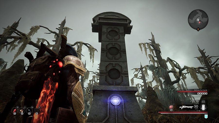 What To Do With Stone Pillar In Remnant: From The Ashes