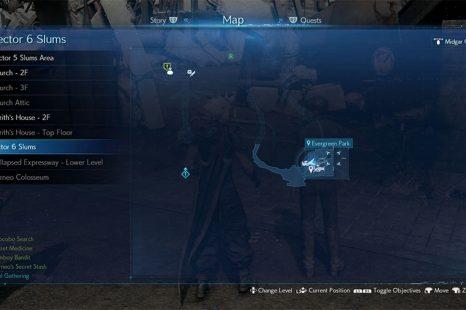 Where To Find Behemoth Horn In Final Fantasy 7 Remake