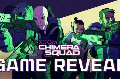 XCOM: Chimera Squad Announced
