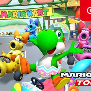 Yoshi Tour Coming to Mario Kart Tour