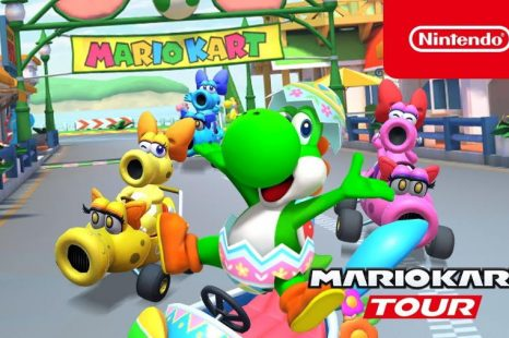 Yoshi Tour Coming to Mario Kart Tour