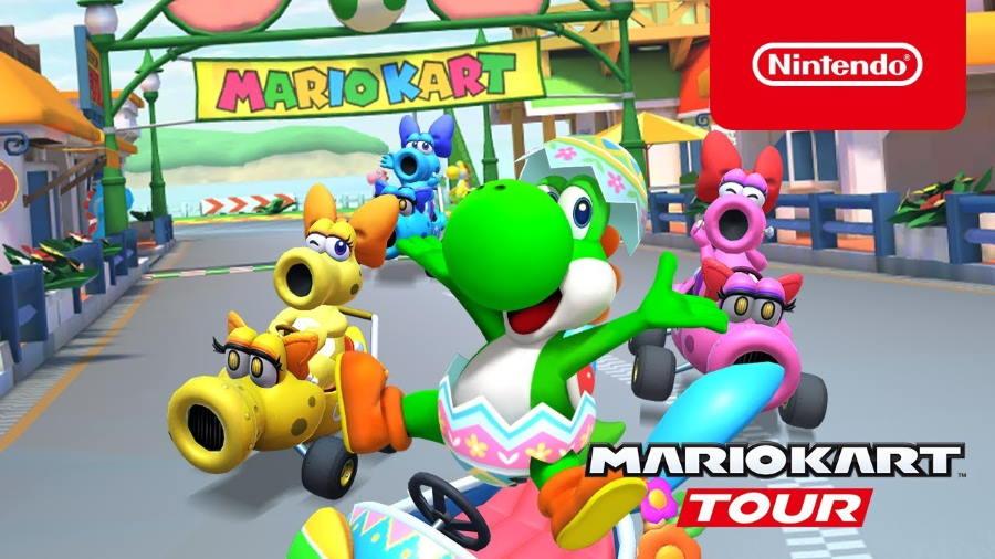 Yoshi Tour Coming To Mario Kart Tour Gamersheroes