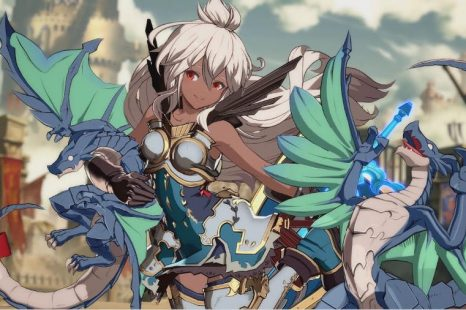 Zooey Coming to Granblue Fantasy: Versus