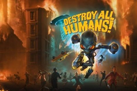 Destroy All Humans! Launching July 28