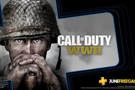 Call of Duty: WWII Coming to PlayStation Plus in June