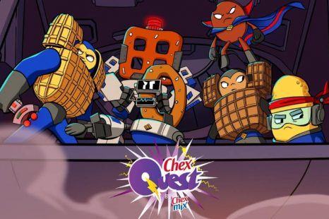 Chex Quest HD Now Available on Steam
