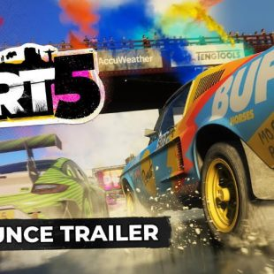 DIRT 5 Launching This October