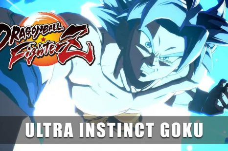 Ultra Instinct Goku Coming to Dragon Ball FighterZ
